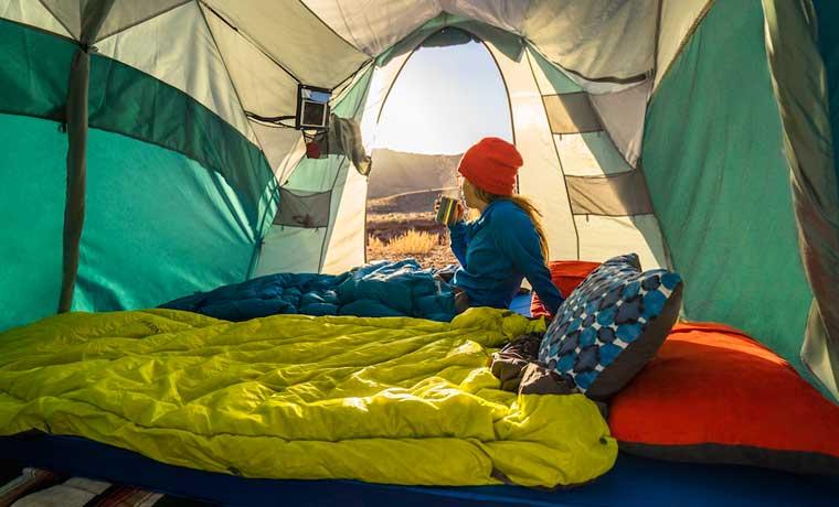 Best Camping Pillows UK