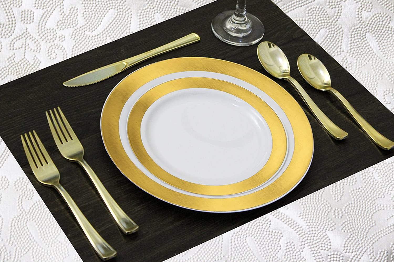 Best Gold Cutlery Sets Utensils